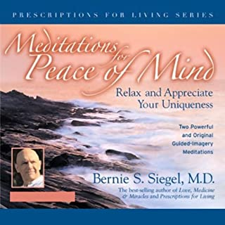 Meditations for Peace of Mind cover art