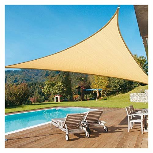 PDVCB Toldo Triangular del toldo del Sol, el Dosel para el Patio al Aire Libre del jardín del jardín.