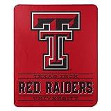 Northwest NCAA Texas Tech Red Raiders 50x60 Fleece Control DesignBlanket, Team Colors, One Size (1COL031030035RET)