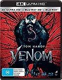 Venom [4K Ultra HD + Blu-ray 3D + Blu-ray]