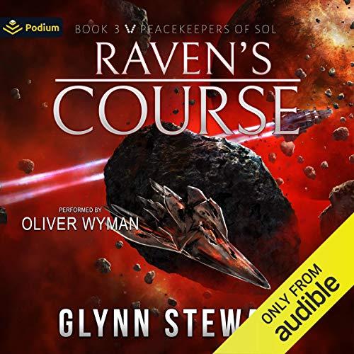 Page de couverture de Raven's Course