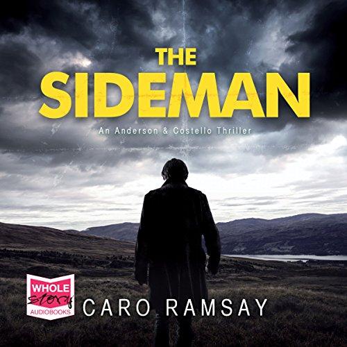 The Sideman audiobook cover art