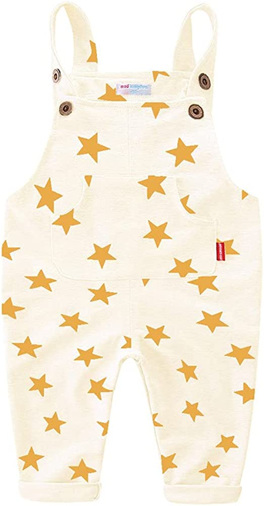 Free shipping anywhere in the nation Mud Kingdom service Little Boys Prints Casual Overalls
