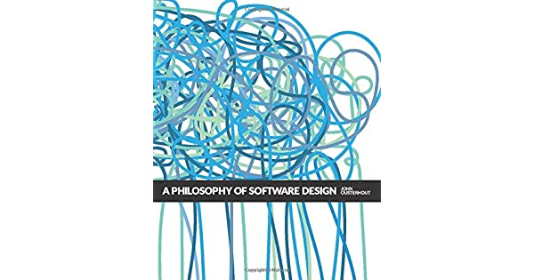 A Philosophy Of Software Design Amazon Sg Books