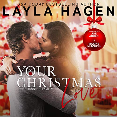 Your Christmas Love audiobook cover art
