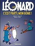 Léonard - Tome 37 - C'est parti, mon génie ! - Le Lombard - 15/03/2007