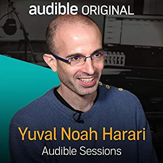 Yuval Noah Harari     Audible Sessions: FREE Exclusive Interview              Written by:                                                                                                                                 Robin Morgan                               Narrated by:                                                                                                                                 Yuval Noah Harari                      Length: 19 mins     54 ratings     Overall 4.5