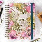 Agenda anual 2020 Hibiscus - Día...