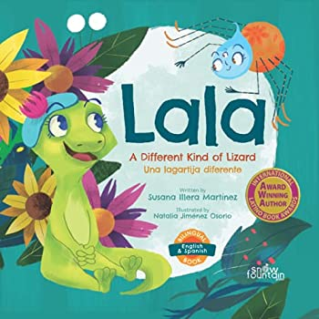 Lala. A Different Kind of Lizard