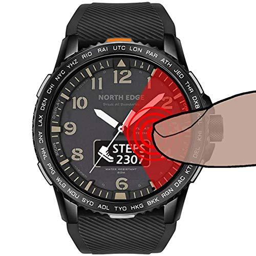 Linbing666 Outdoor-Sport-Uhr, 5 ATM wasserdicht Multi-Sport-Modus Fitness-Tracker, mit Touch Screen/Herzfrequenzüberwachung/Information Erinnerungsfunktion