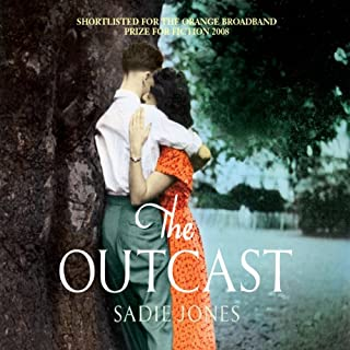 The Outcast                   By:                                                                                                                                 Sadie Jones                               Narrated by:                                                                                                                                 Dan Stevens                      Length: 5 hrs and 40 mins     51 ratings     Overall 4.2