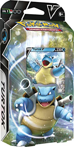 Cards Pokemon - V Battle Deck - Turtok V - Deutsch