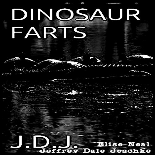 Dinosaur Farts audiobook cover art
