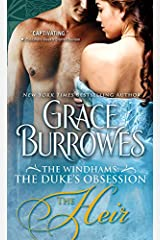 The Heir: A Duke's Heir, a Lady with a Secret, and a Riveting Regency Romance (Windham Book 1) Kindle Edition