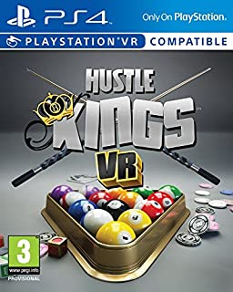 Hustle Kings - Playstation VR (B01KHFIZL8) | Amazon price tracker / tracking, Amazon price history charts, Amazon price watches, Amazon price drop alerts