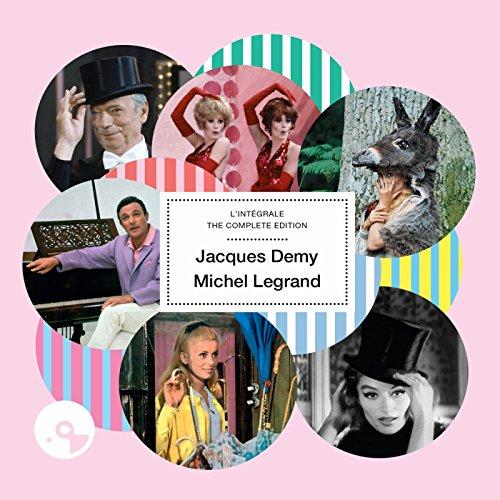 Intégrale Michel Legrand / Jacques Demy (Coffret 11 CD)