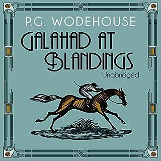Galahad at Blandings cover art