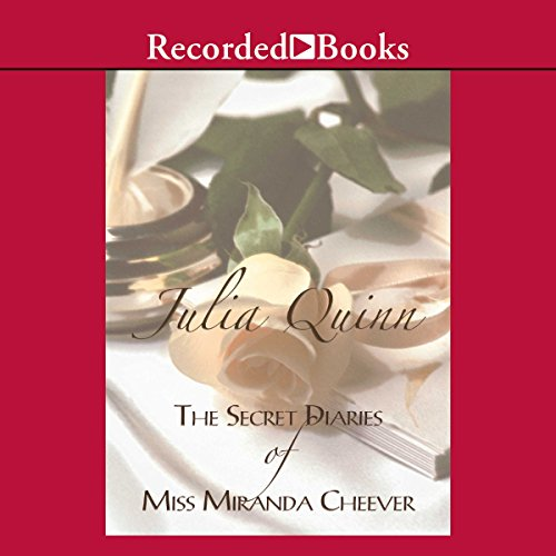 Secret Diaries of Miss Miranda Cheever audiobook cover art