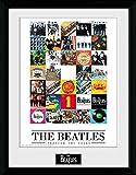 GB Eye Gerahmtes Foto The Beatles Through The Years,