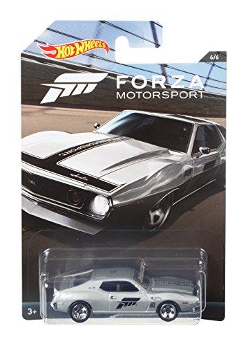 Hot Wheels Forza Set 6Modelo Coches Xbox Motor Sport Racing 1: 64Mattel dwf30(Surtidos)