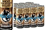 Wild Bill's Root Beer Soda Can Drink 12 Pack Real Cane Sugar Beverage
