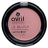 Avril Blush Certifié Bio Rose Praline 2,5 g
