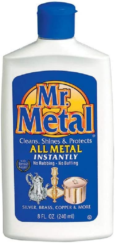Mr Metal with Alternative dealer Tarnish Selling 8oz Bottle Guard
