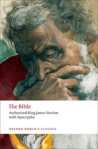The Bible: Authorized King James Version with Apocrypha (Oxford World's Classics)