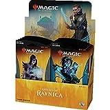 Magic The Gathering C58360000 Paquete de refuerzo con temática de Guilds of Ravnica, multi , color/modelo surtido