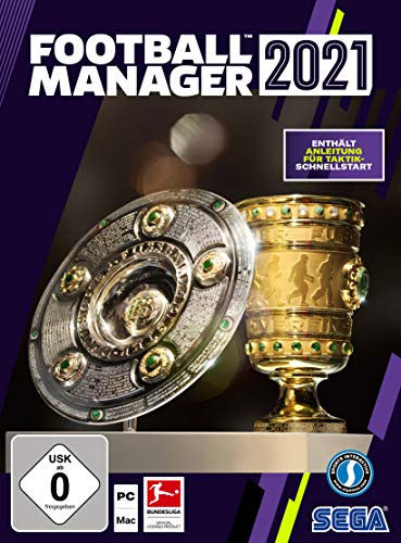 Football Manager 2021 Limited Edition (PC) (64-Bit)