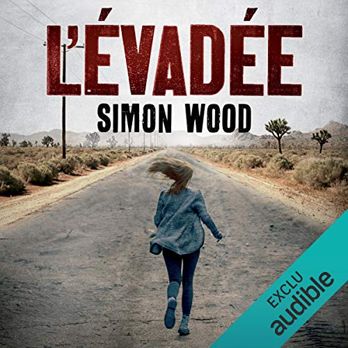 L'évadée audiobook cover art