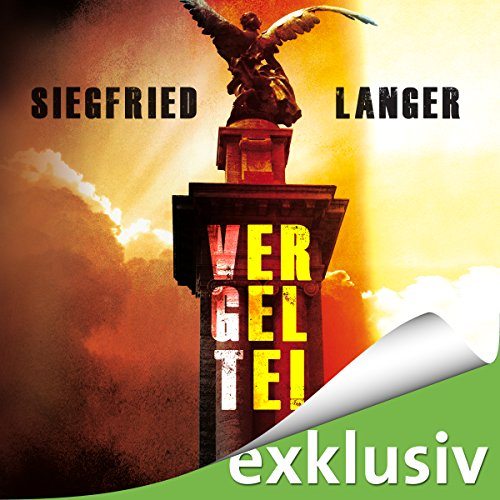 Vergelte! audiobook cover art