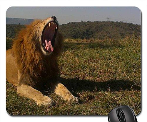 Lions Roar Mouse Pad, souris (Cats Mouse Pad)