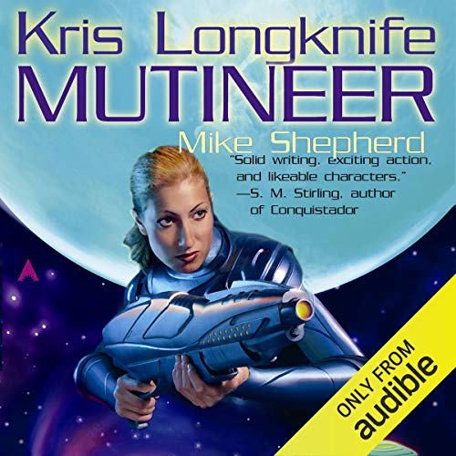 Mutineer audiobook cover art