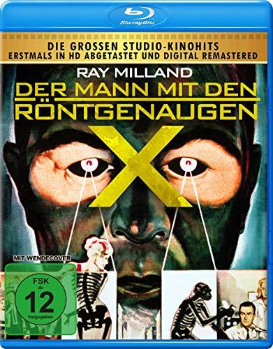 Der Mann mit den Röntgenaugen - Kinofassung (in HD neu abgetastet) [Blu-ray]