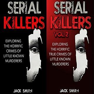 Serial Killers: 2 in 1 Box Set cover art