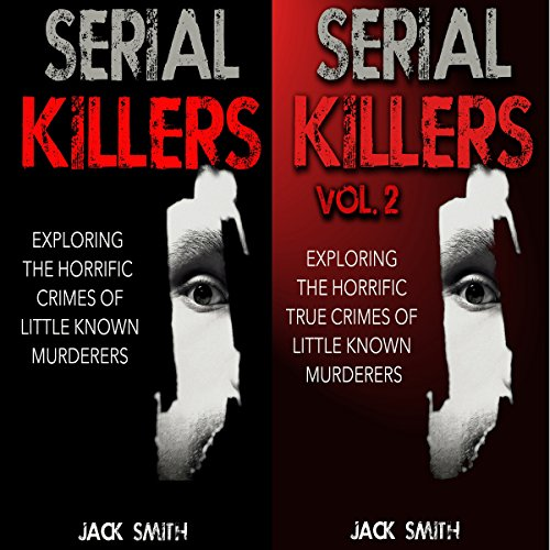 Serial Killers: 2 in 1 Box Set  By  cover art