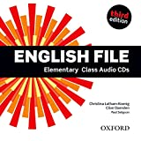 English File third edition: English File 3rd Edition Elementary. Class Audio CD