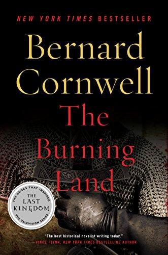 The Burning Land: A Novel (Saxon Tales Book 5)