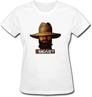 ONU529A Beast Demun Jones Women's T-Shirts
