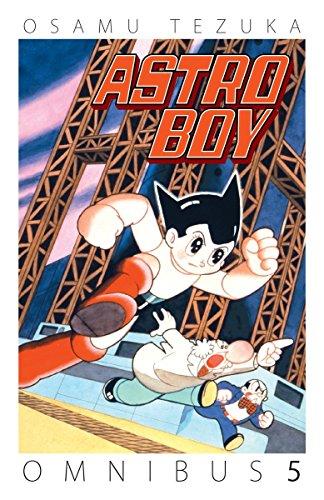 Astro Boy Omnibus Volume 5