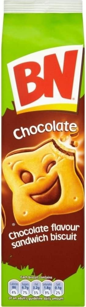 McVitie's BN Sandwich Biscuits - Bombing free shipping Pack 295g of Chocolate 2021 2