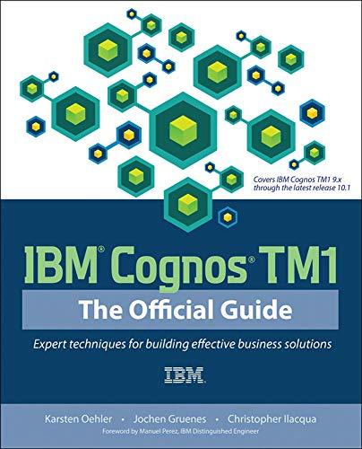 Oehler, K: IBM Cognos TM1 The Official Guide