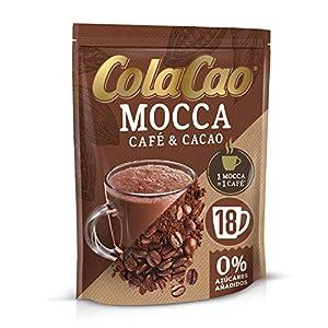 ColaCao Mocca Café & Cacao | Disfruta del Café y el Cacao al mismo tiempo | Formato de 270g | Colacao con Café