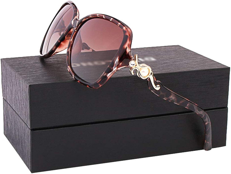 Women Sunglasses  Creative Polarized Sunglasses UV Predection Skin Care Driving Outdoor Sports