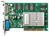 Zotac GeForce 5200 Grafikkarte AGP 256MB DDR RAM 15 Pin