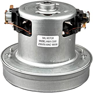 Universal Motor Ventilador para Aspiradora 1800W