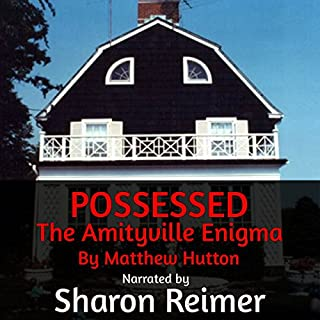 POSSESSED: The Amityville Enigma audiobook cover art