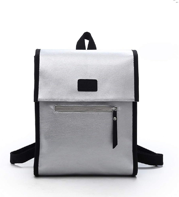 Zhrui College-Stil Schultasche Wasserdichter Schüler Schulranzen Quadratische Tasche Rucksack Casual Schulranzen Handtasche Umhaengetasche Reisetaschen Backpack (Grau) (Farbe   Grau) B07GQM4SP3 | Billig