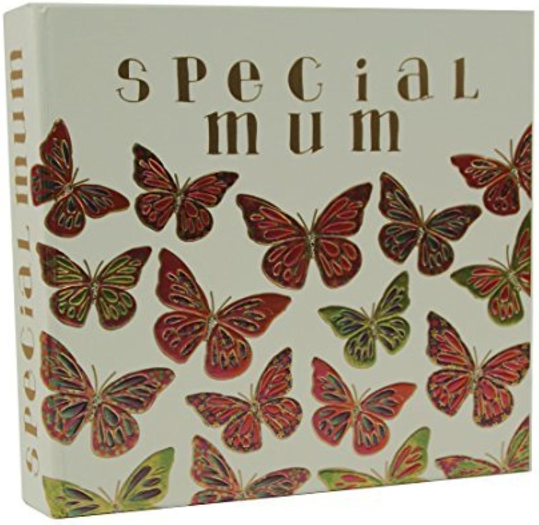 envío gratuito a nivel mundial Special Mum Photo Album Gift Gift Gift With Keepsake Box - Wendy Jones-negroett Designed by ukgiftstoreonline  gran selección y entrega rápida